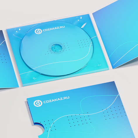 CD Digipack 6 полос